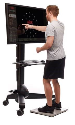 The Bertec Vision Trainer