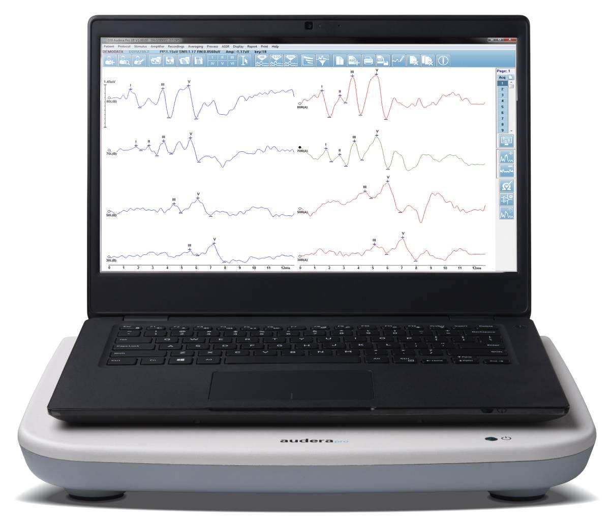 GSI Audera Pro Laptop